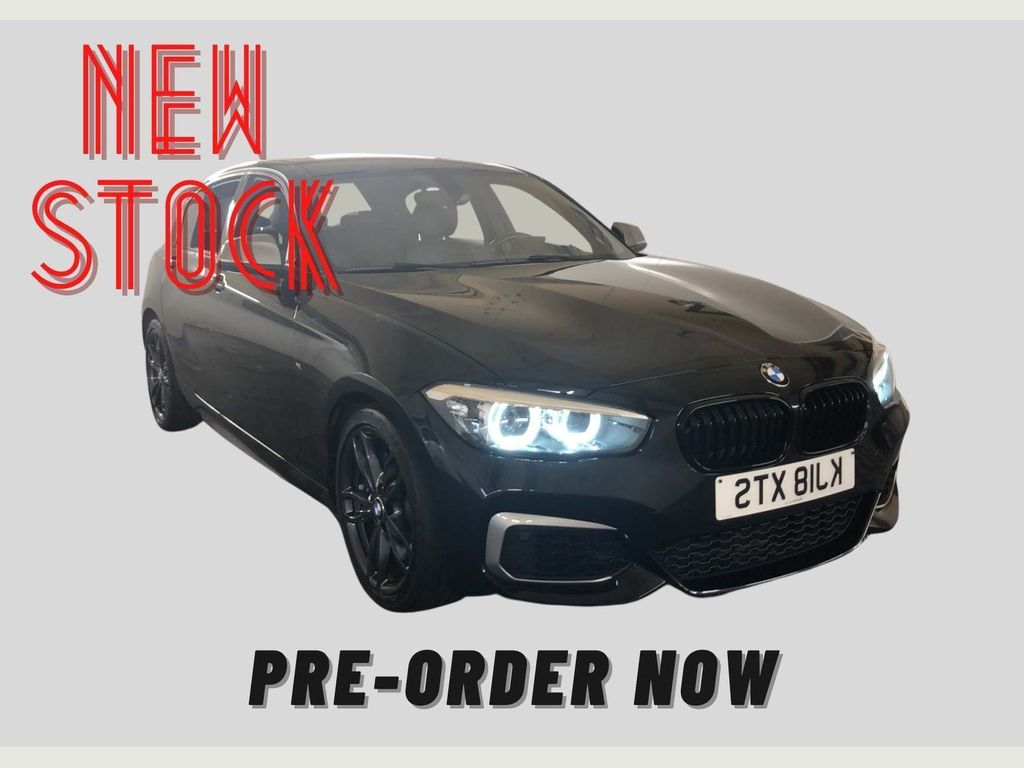 BMW 1 Series Hatchback 3.0 M140i Shadow Edition Sports Hatch Auto (s/s) 5dr