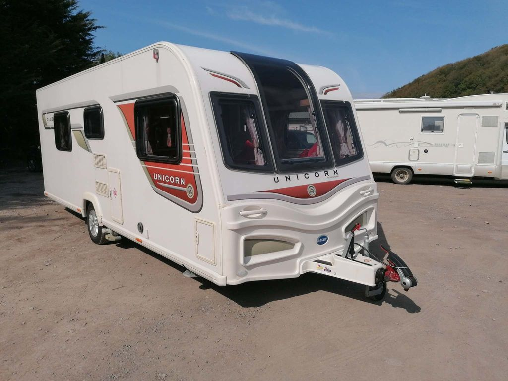 Bailey Unicorn Cadiz Tourer