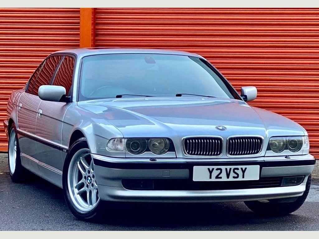 BMW 7 Series Saloon 5.4 750i L 4dr