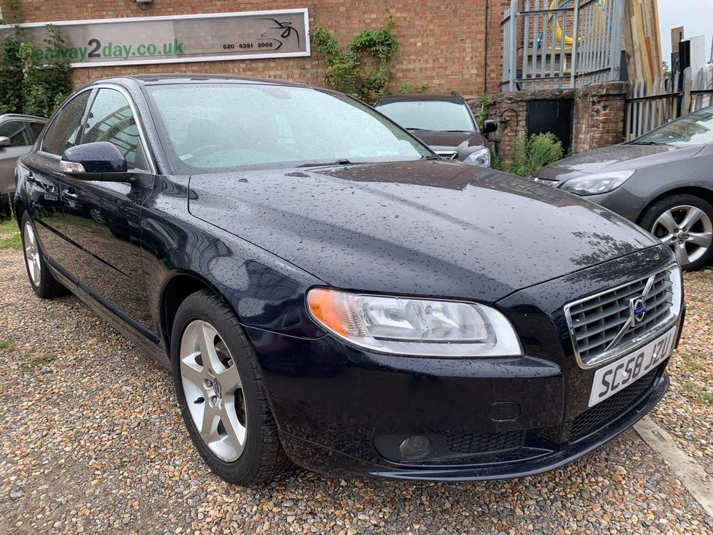 Volvo S80 Saloon 2.5 T SE Geartronic 4dr