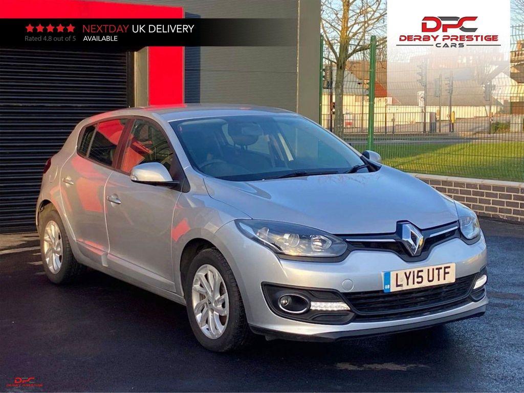 Renault Megane Hatchback 1.5 dCi ENERGY Expression + (s/s) 5dr