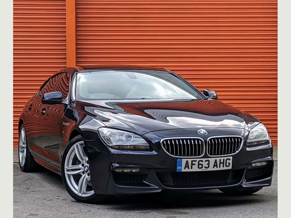 BMW 6 Series Gran Coupe Coupe 3.0 640i M Sport Gran Coupe Steptronic 4dr