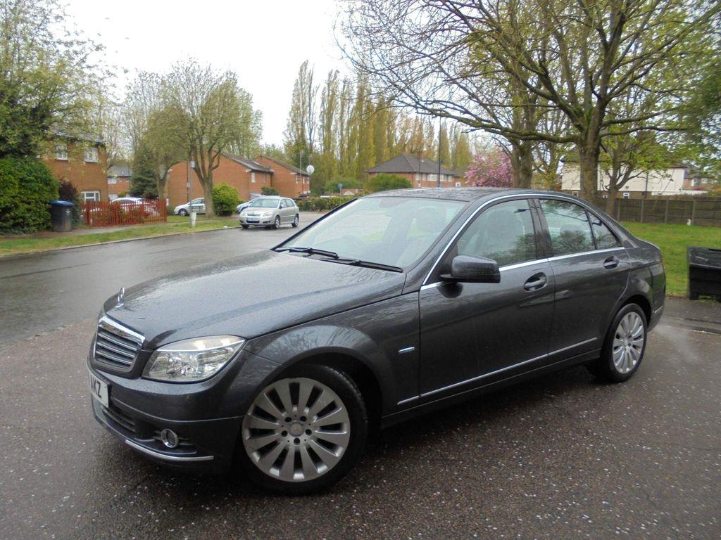 Mercedes-Benz C Class Saloon 1.8 C250 BlueEFFICIENCY Elegance 4dr
