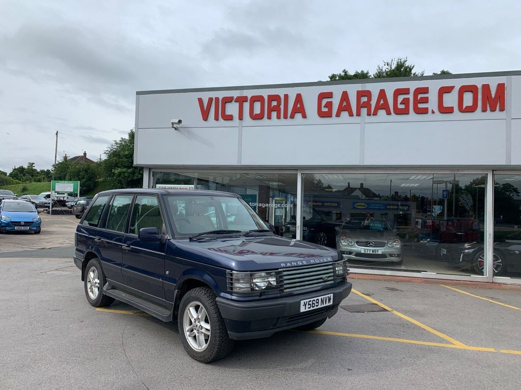 Land Rover Range Rover SUV 2.5 TD County 5dr