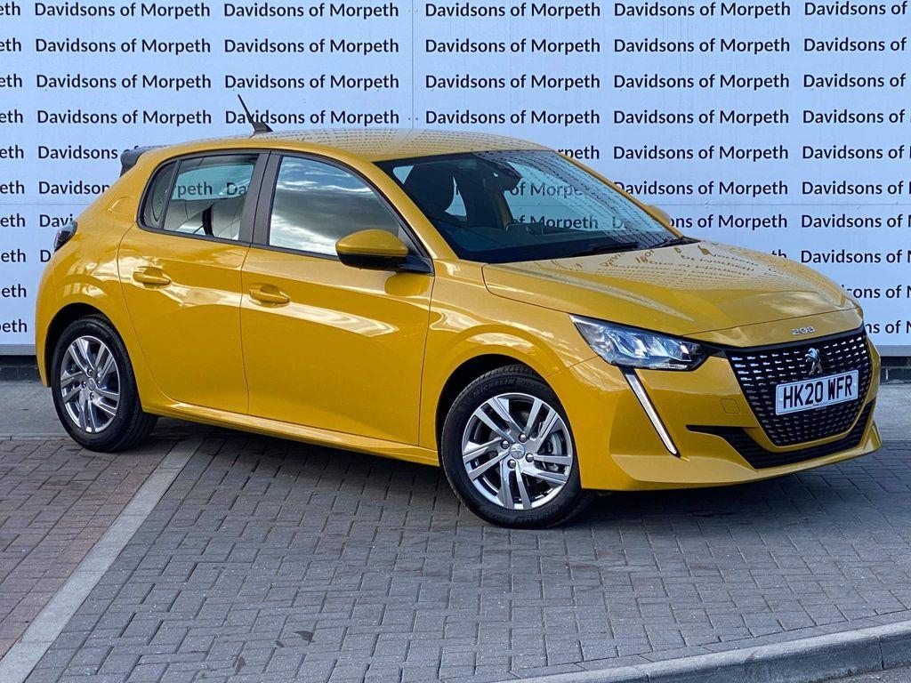 Peugeot 208 Hatchback 1.2 PureTech Active EAT (s/s) 5dr