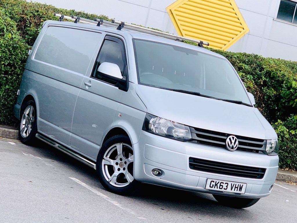 Volkswagen Transporter Panel Van 2.0 TDI T30 Highline Panel Van SWB 4dr (SWB)