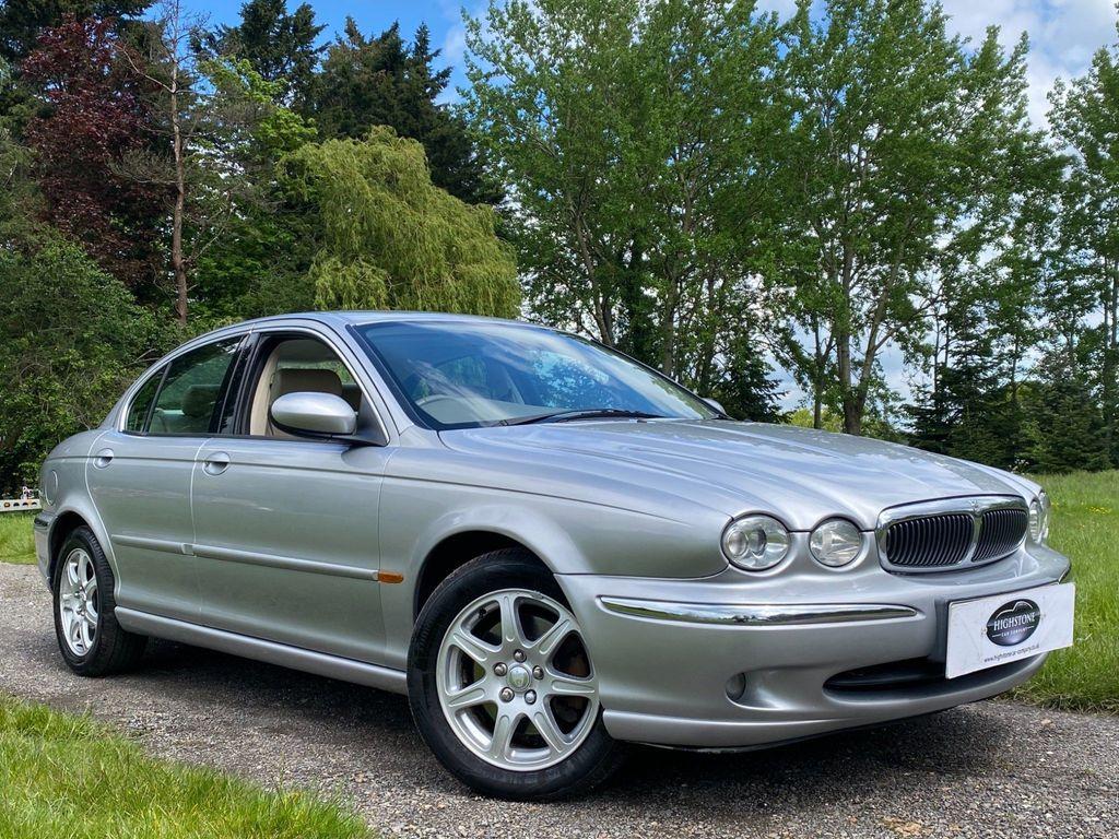 Jaguar X-Type Saloon 2.1 V6 SE 4dr
