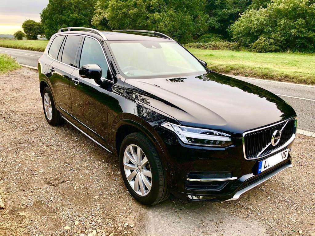 Volvo XC90 SUV 2.0 T5 Momentum Auto 4WD (s/s) 5dr