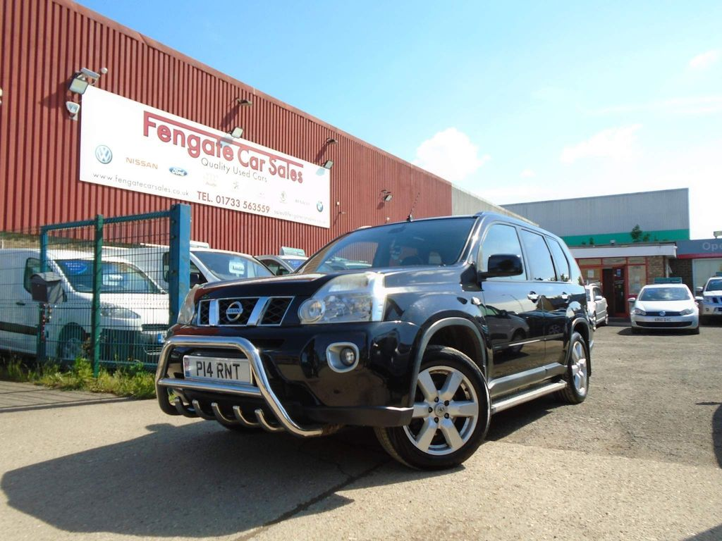 Nissan X-Trail SUV 2.0 dCi Sport Expedition 4WD 5dr