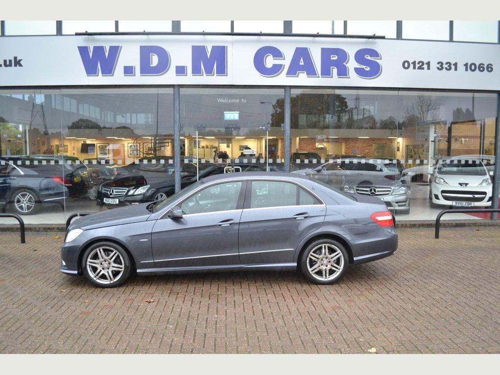 Mercedes-Benz E Class Saloon 2.1 E250 CDI BlueEFFICIENCY Sport 4dr