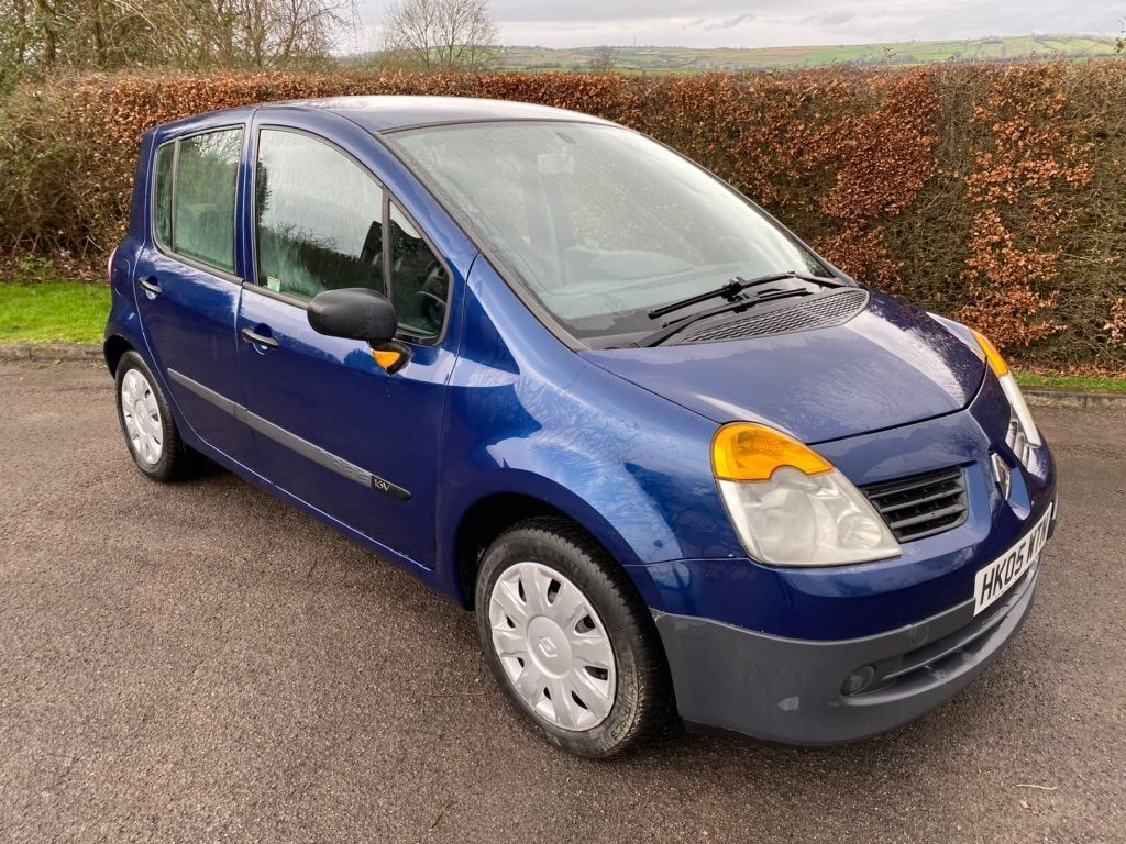 Renault Modus Hatchback 1.2 16v 75 Authentique 5dr