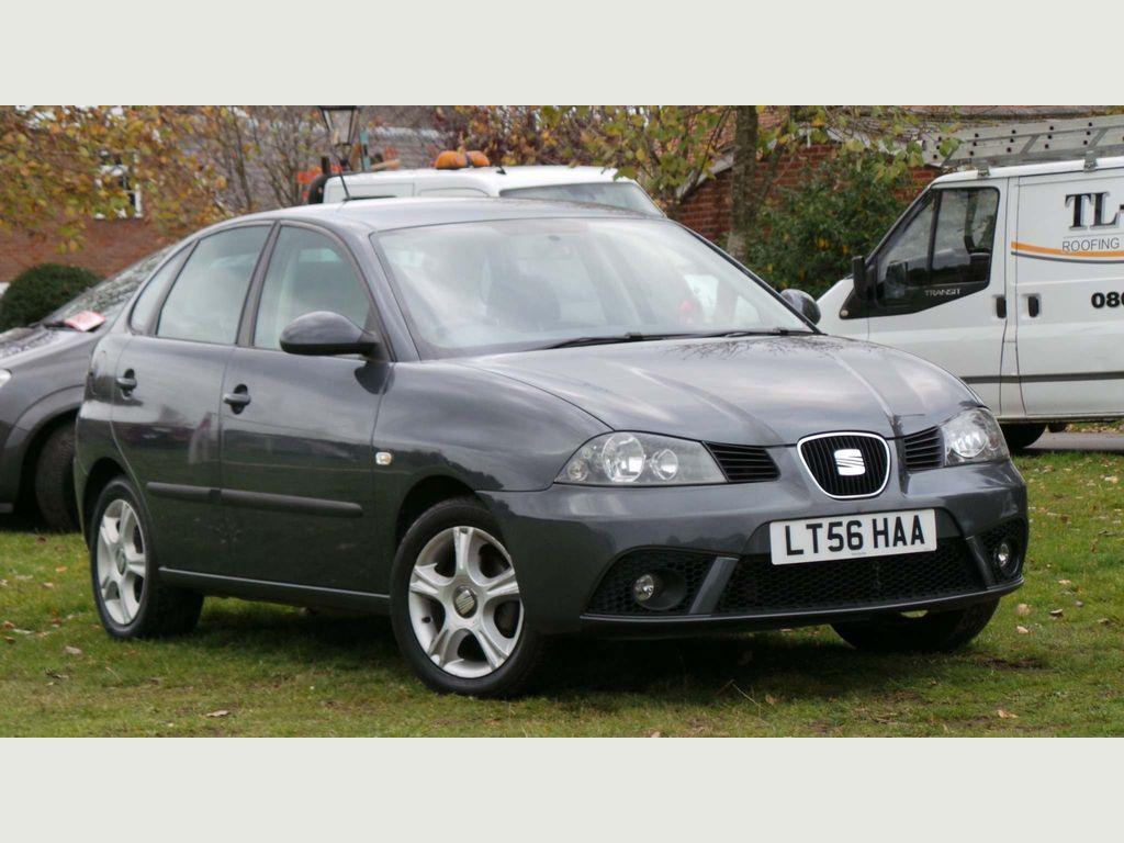 SEAT Ibiza Hatchback 1.4 16v Stylance 5dr