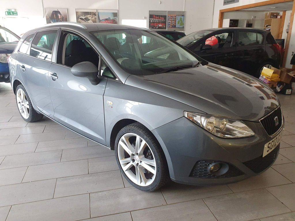 SEAT Ibiza Estate 1.6 TDI CR Sportrider ST 5dr