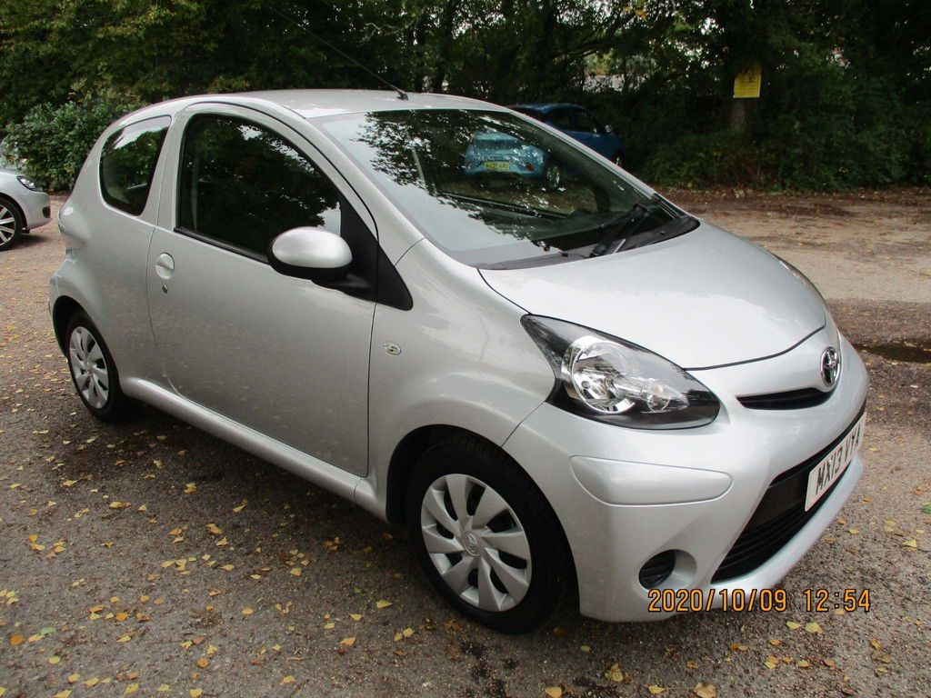 Toyota AYGO Hatchback 1.0 VVT-i Ice Multimode 3dr