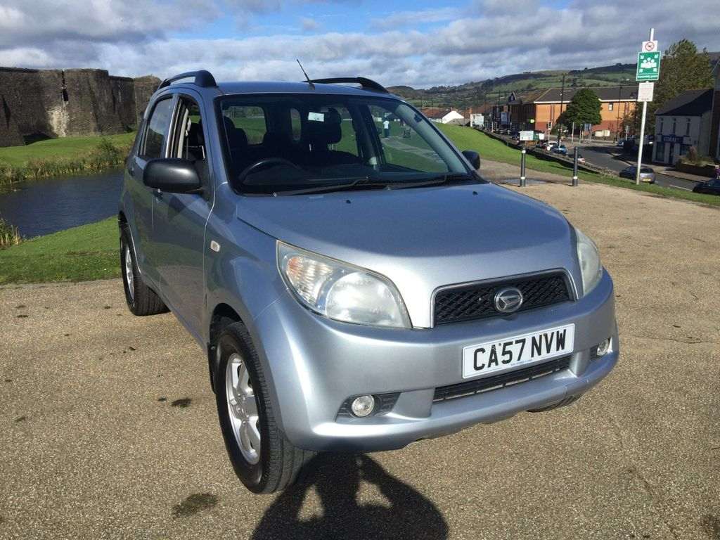 Daihatsu Terios SUV 1.5 Centenary Limited Edition 5dr