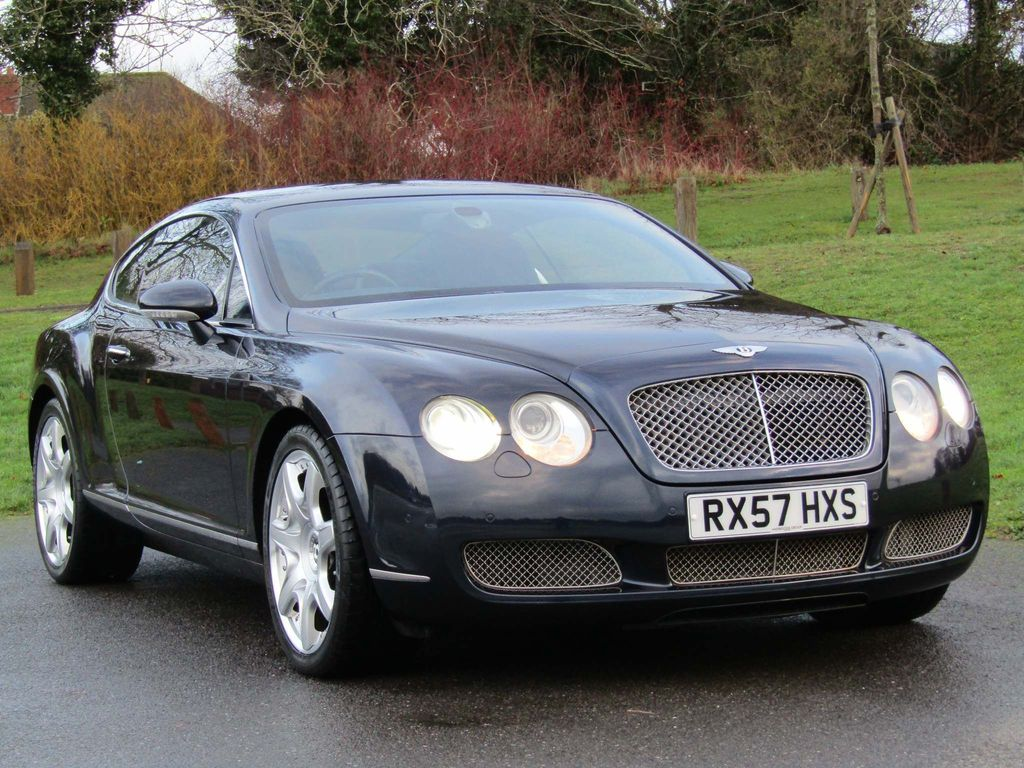 Bentley Continental Coupe 6.0 GT 2dr