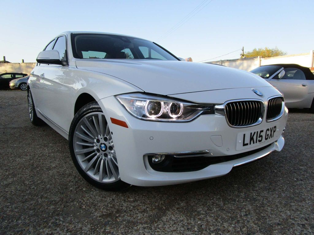 BMW 3 Series Saloon 3.0 335i Luxury (s/s) 4dr