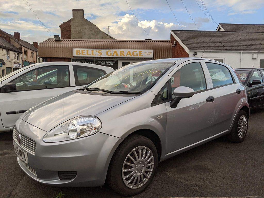 Fiat Grande Punto Hatchback 1.4 Active 5dr