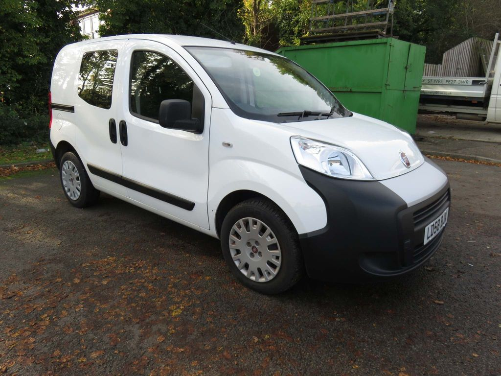FIAT FIORINO Other 1.3 MultiJet N1 5dr