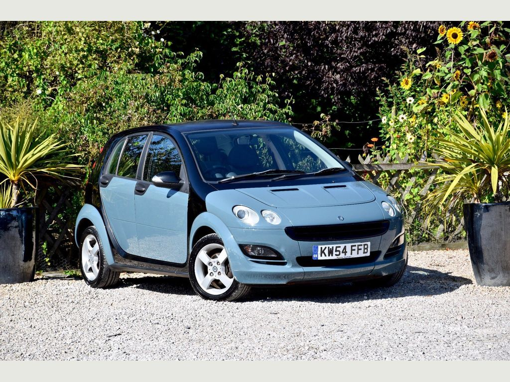 Smart forfour Hatchback 1.5 Passion 5dr