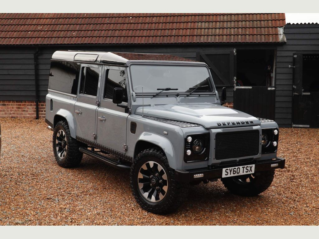 Land Rover Defender 110 Unlisted 2.4 TDCI CSW AUTO