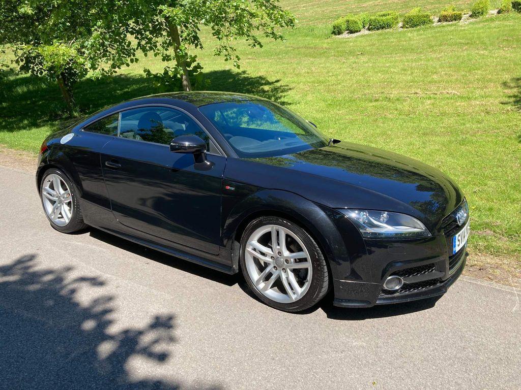 Audi TT Coupe 1.8 TFSI S line 2dr
