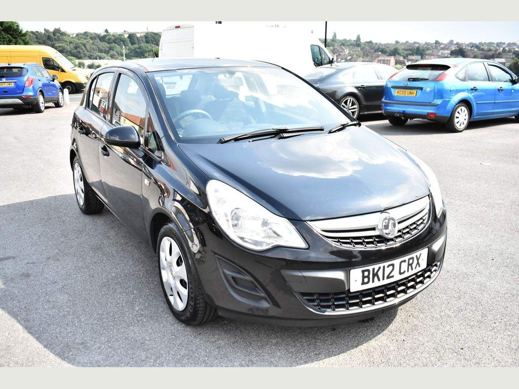 Vauxhall Corsa Hatchback 1.2 i 16v Exclusiv Easytronic 5dr