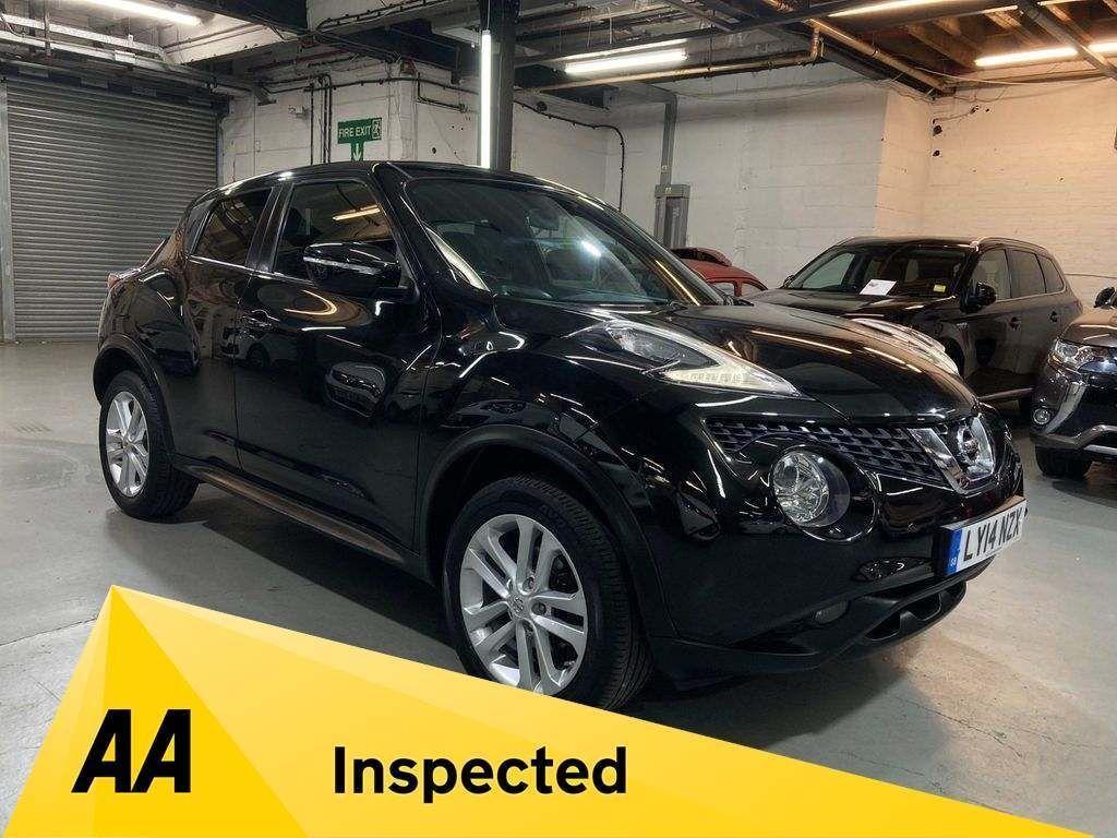 Nissan Juke SUV 1.6 Acenta Premium XTRON 5dr EU5