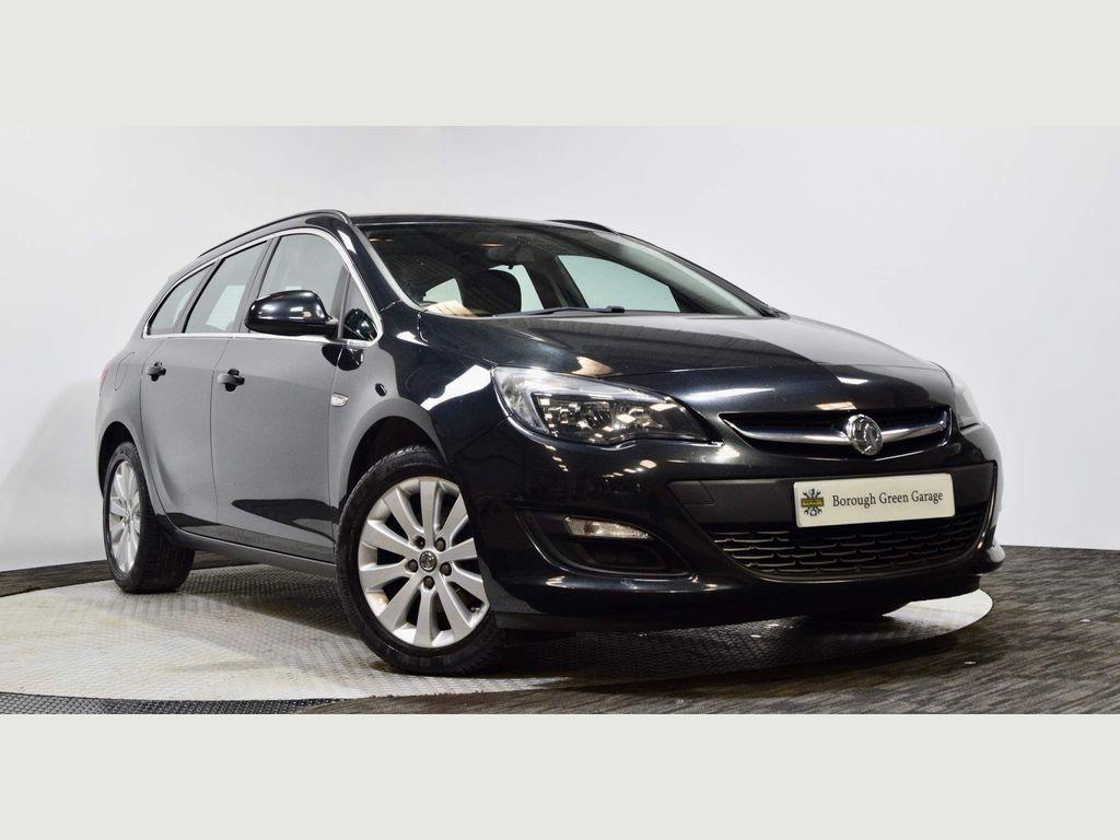 Vauxhall Astra Estate 1.6 CDTi ecoFLEX Tech Line Sport Tourer (s/s) 5dr
