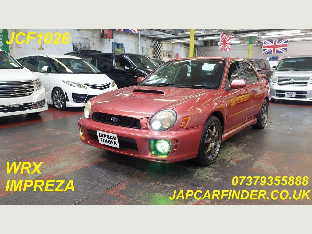Subaru Impreza Saloon WRX TURBO TIMER BOOSTER MANUAL