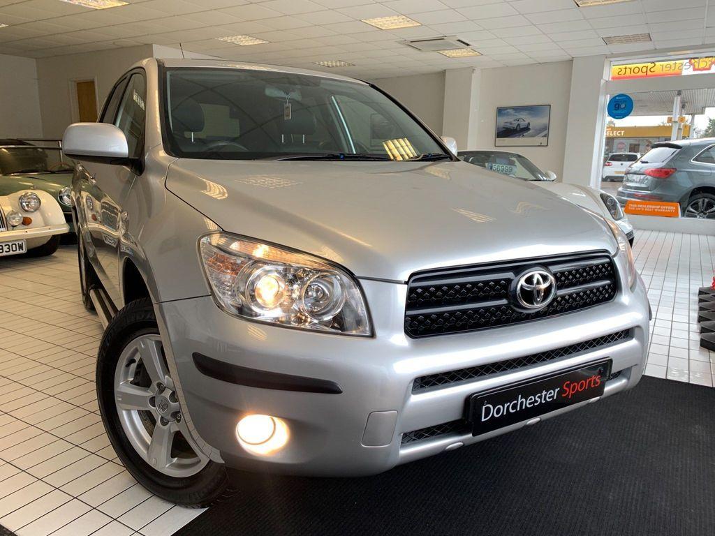 Toyota RAV4 SUV 2.0 XT5 4WD 5dr