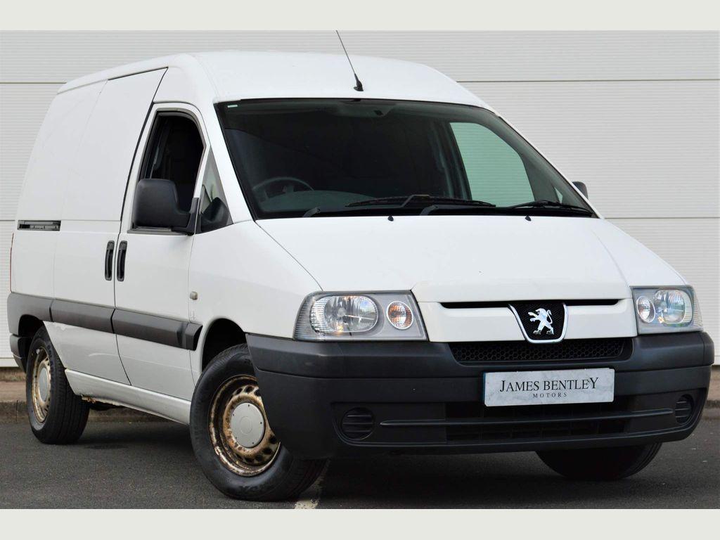 Peugeot Expert Panel Van 1.9 5dr
