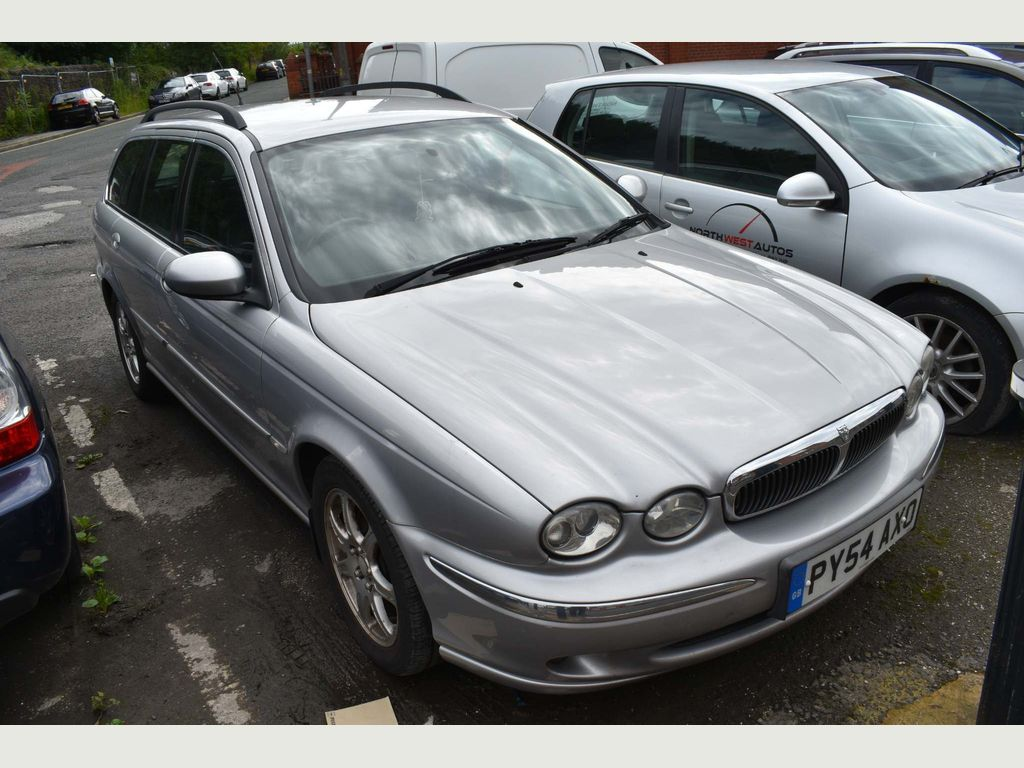 Jaguar X-Type Estate 2.0 D SE 5dr