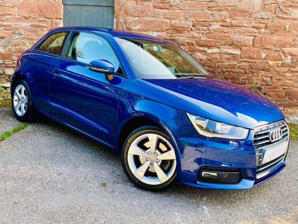 Audi A1 Hatchback 1.6 TDI Sport (s/s) 3dr