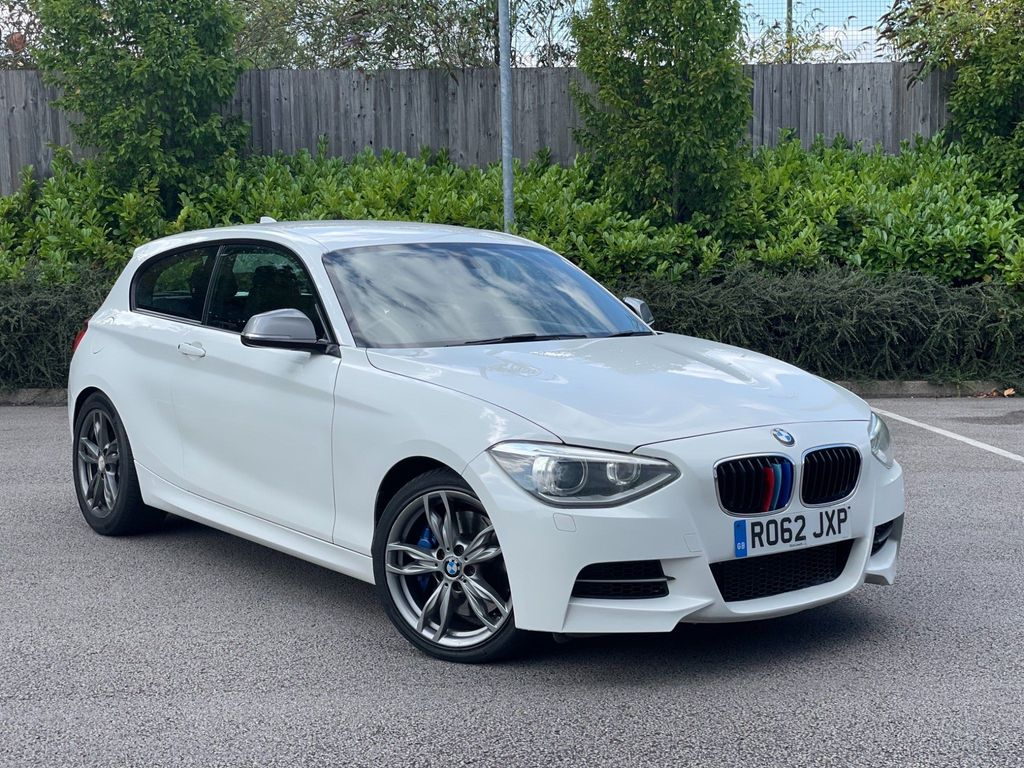 BMW 1 Series Hatchback 3.0 M135i Sports Hatch Sport Auto 3dr