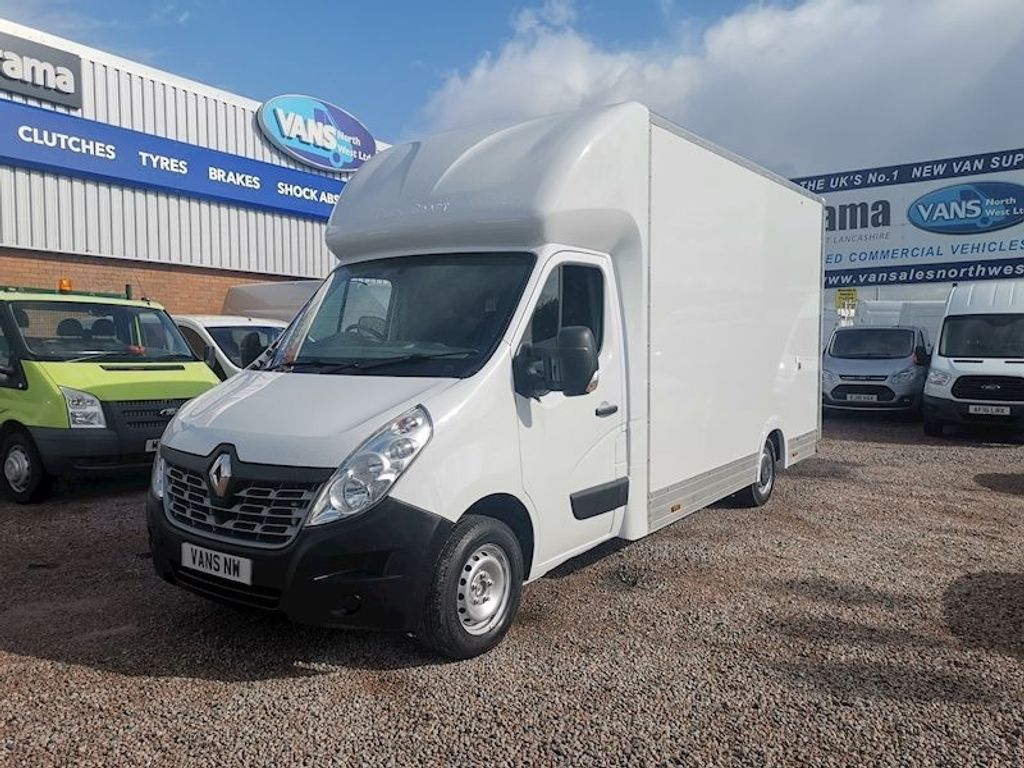 Renault Master Luton 2.3 dCi 35 Loloader Luton FWD 2dr