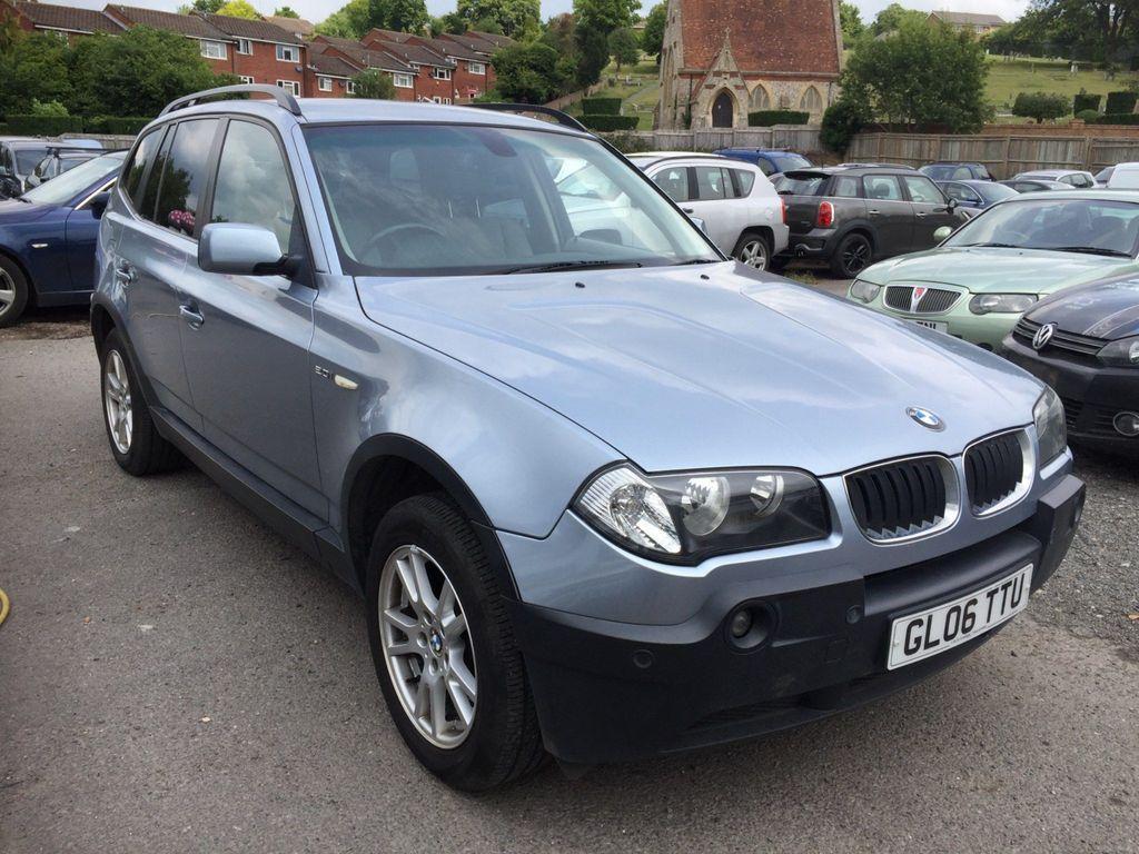 BMW X3 SUV 2.0 i SE 5dr