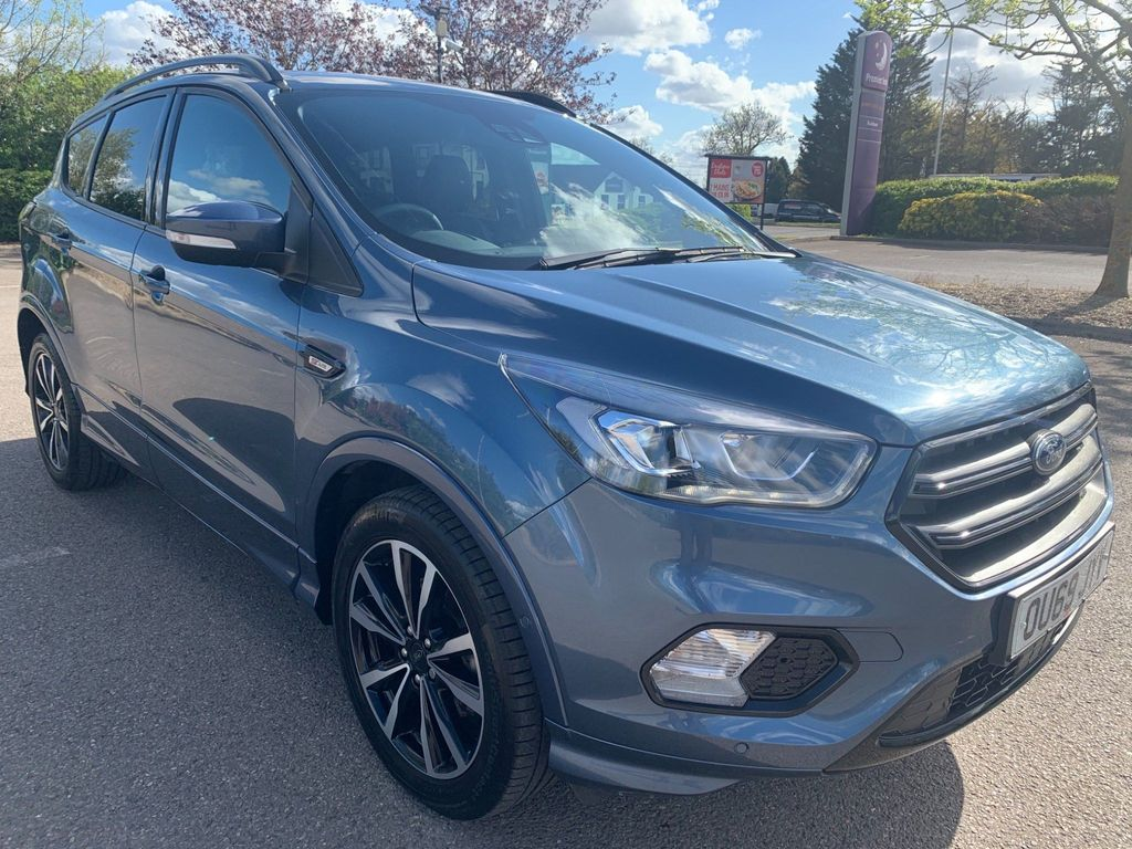 Ford Kuga SUV 1.5T EcoBoost ST-Line Auto (s/s) 5dr