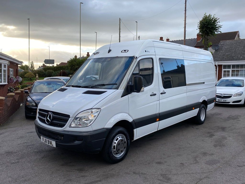 Mercedes-Benz Sprinter Specialist Vehicle 2.1 CDI 516 High Roof Panel Van 4dr (LWB)
