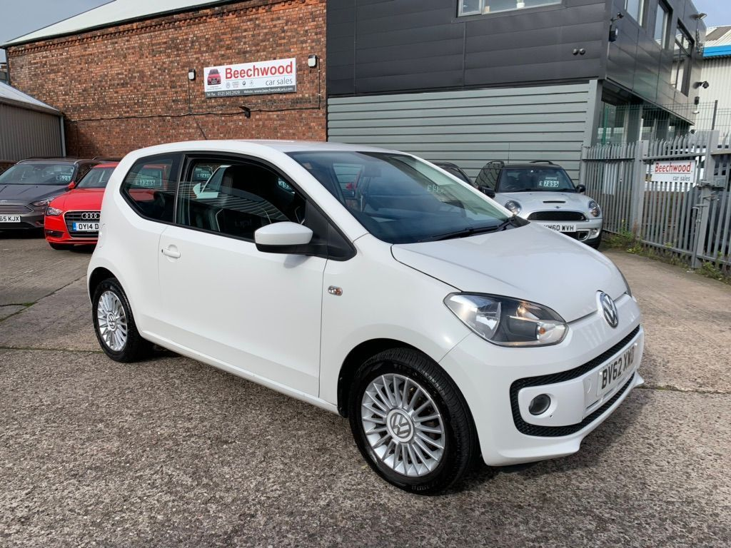 Volkswagen up! Hatchback 1.0 High up! 3dr