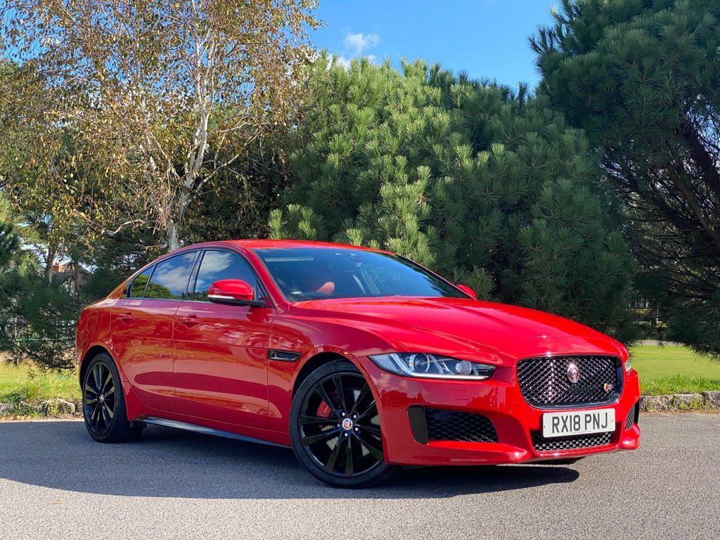 Jaguar XE Saloon 3.0 V6 S Auto (s/s) 4dr