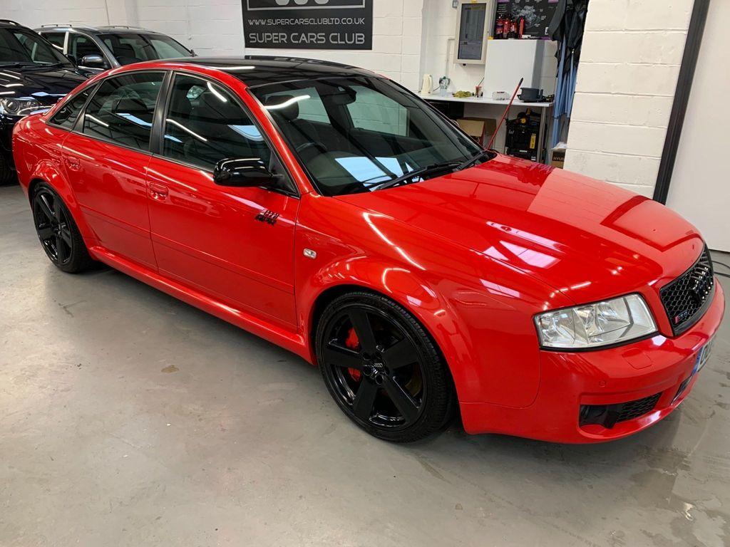 Audi RS6 Saloon 4.2 quattro 4dr
