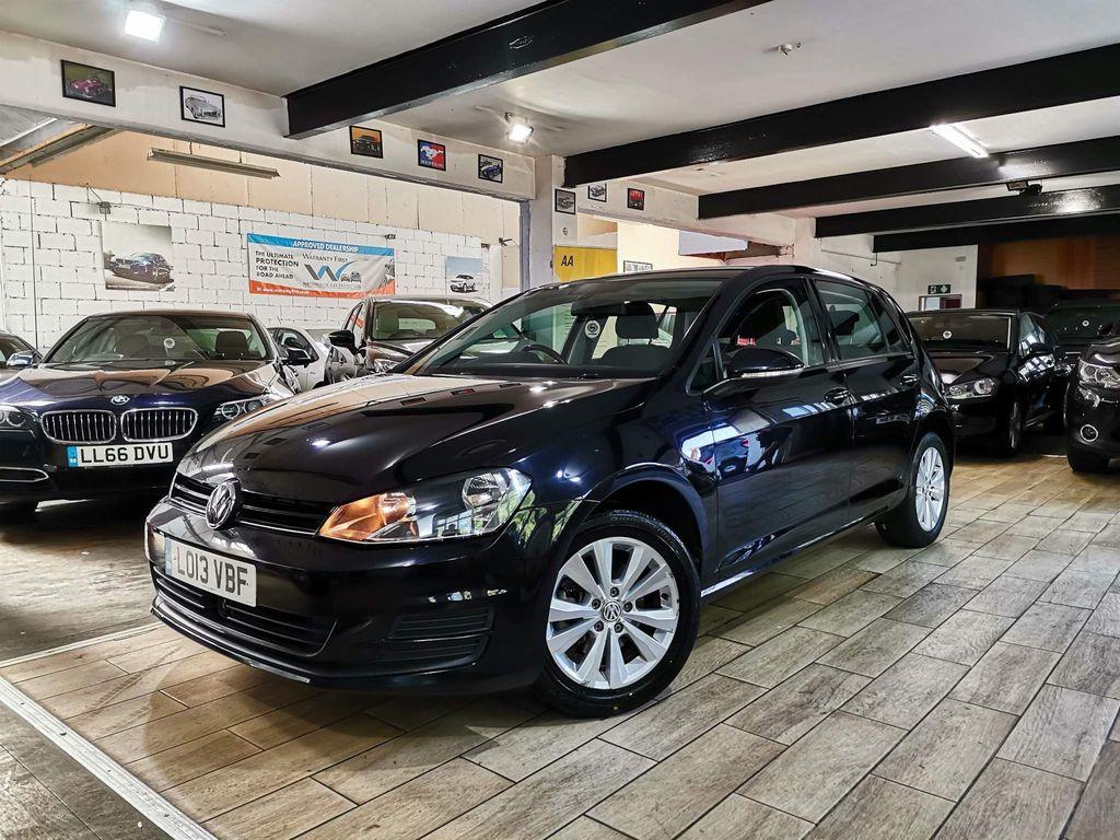 Volkswagen Golf Hatchback 1.4 TSI BlueMotion Tech SE DSG (s/s) 5dr