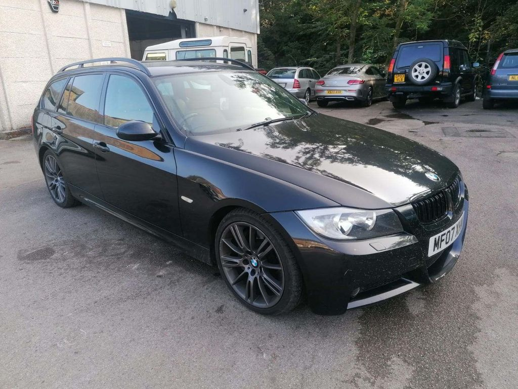 BMW 3 Series Estate 3.0 335d M Sport Touring 5dr