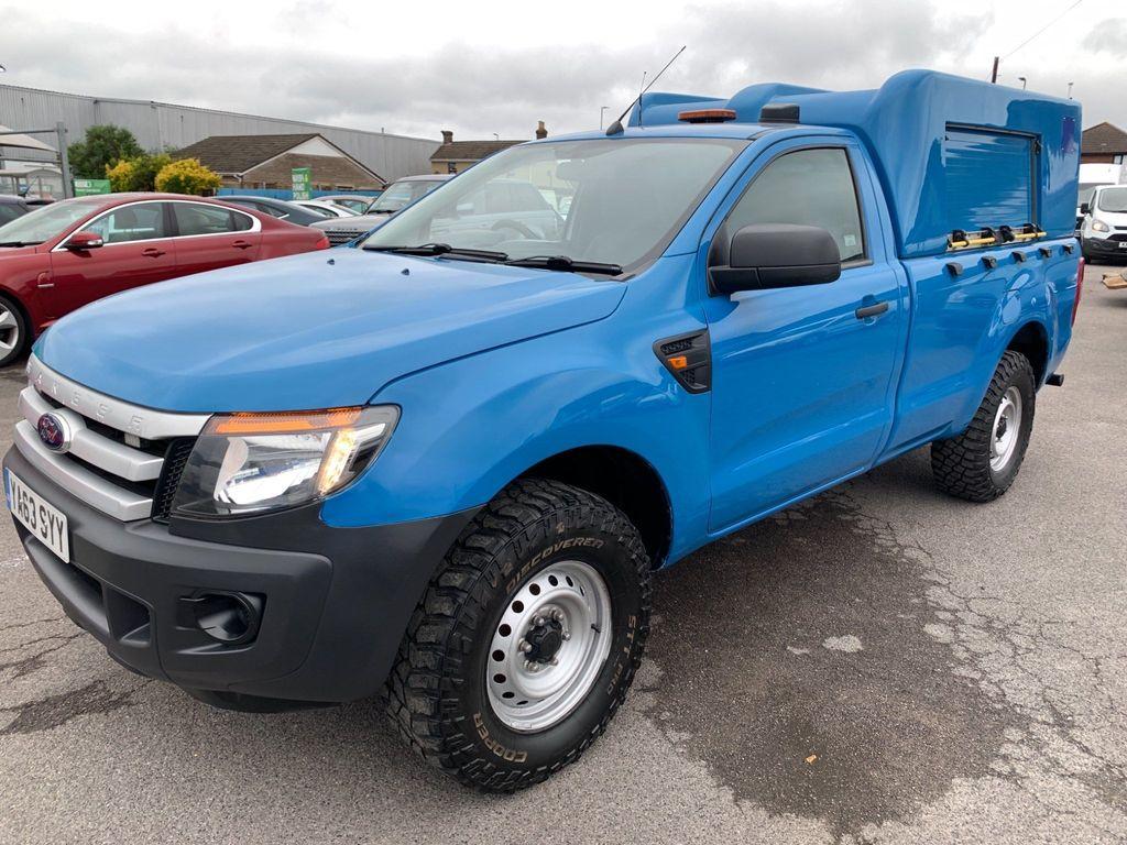 Ford Ranger Pickup 2.2 TDCi XL Regular Cab Pickup 4x4 2dr (EU5)