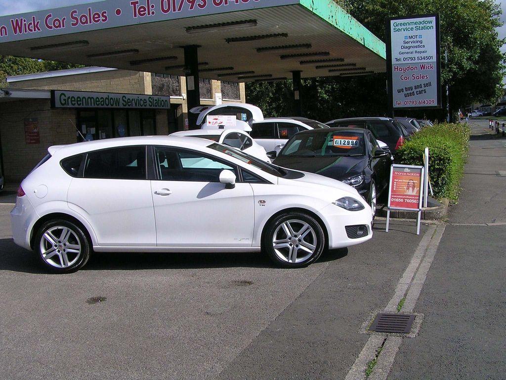 SEAT Leon Hatchback 1.2 TSI SE 5dr
