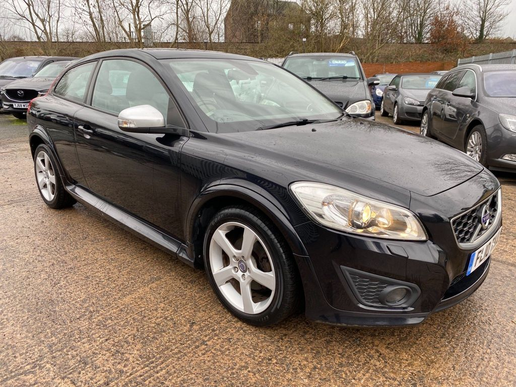 Volvo C30 Coupe 1.6 R-Design 3dr