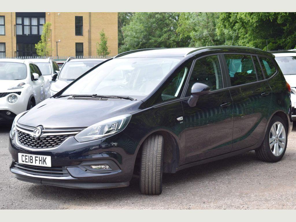 Vauxhall Zafira Tourer MPV 1.4i Turbo SRi Nav Tourer 5dr
