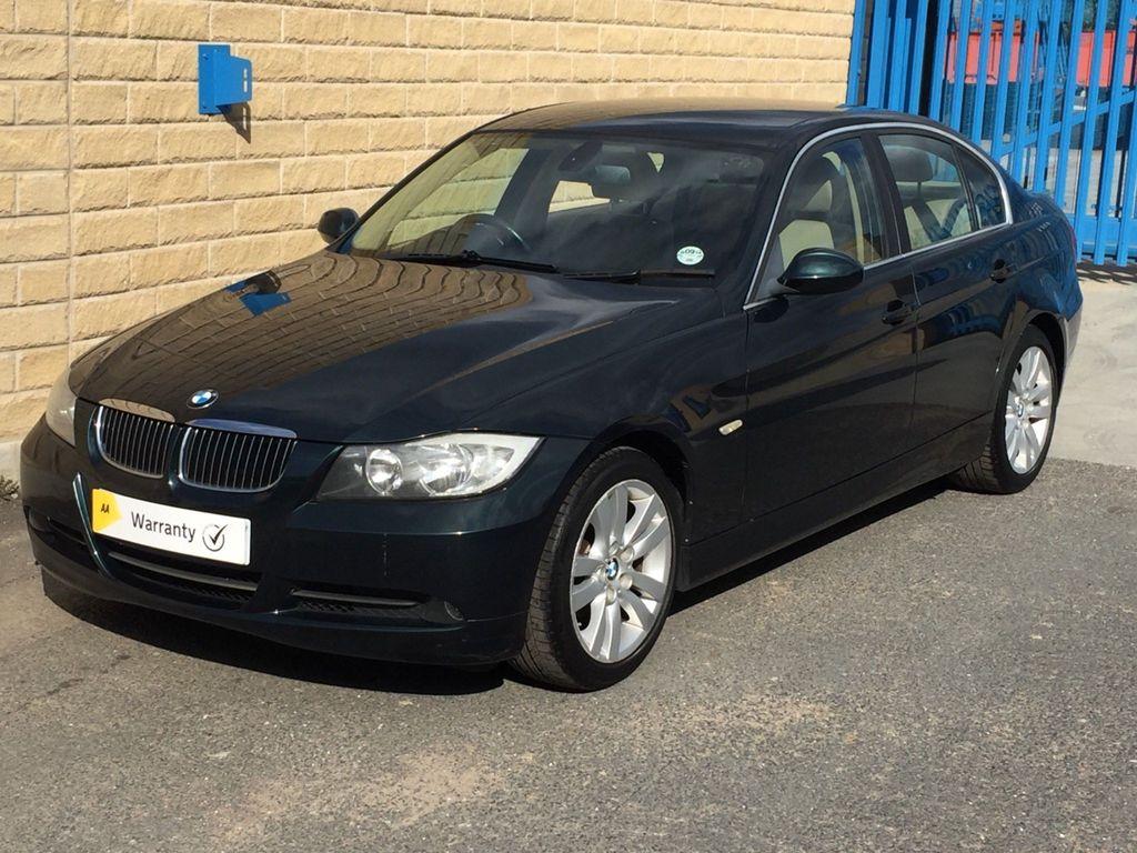 BMW 3 Series Saloon 2.5 325i SE 4dr