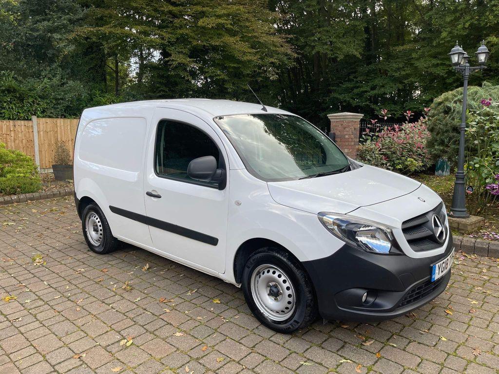 Mercedes-Benz Citan Panel Van 1.5 109 CDi BlueEfficiency EURO 6